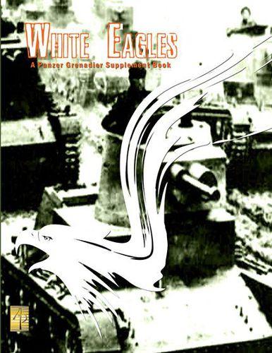 Panzer Grenadier: White Eagles Board Game | BoardGames com | Your